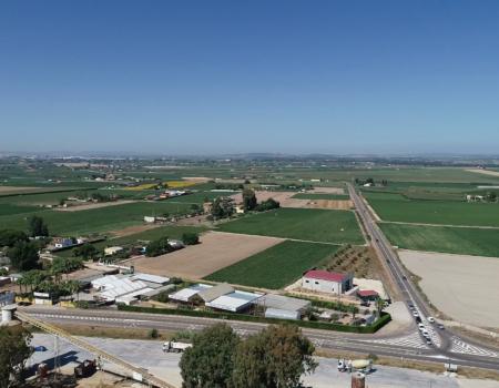 Se aprueba la urgente ocupación de bienes y derechos para construir la nueva rotonda en carretera de Guadalupe