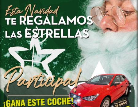 Esta Navidad ¡te regalamos las estrellas!