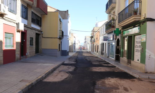 Este martes 19, se reabre al tráfico la calle San Miguel