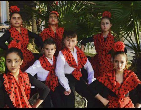 """""""Los extremeñitos"""", ganadores del III Premio categoría cadete, del concurso de danza """"Vive tu sueño"""""""
