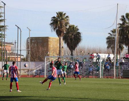 El C.F. Villanovense gana el derbi ante el C.D. Don Benito, por un contundente 3-0