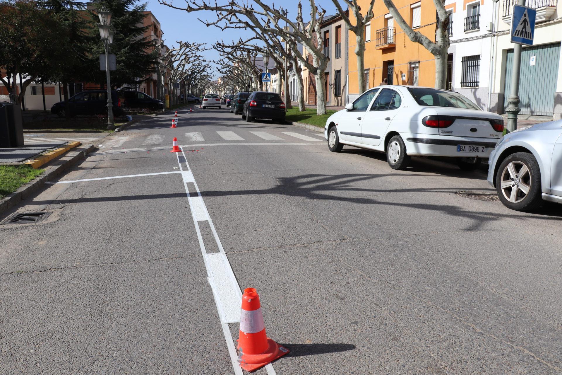 La calle Cruz del Río tendrá doble sentido de la circulación, a partir de este viernes 26