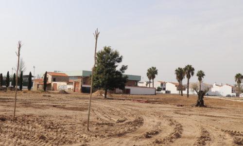 El nuevo parque de Avenida de los Deportes contará con un circuito deportivo pumtrack