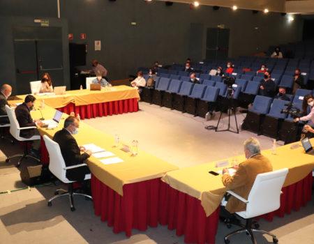 La Corporación Municipal celebra el pleno ordinario de marzo, en el que se debaten diferentes asuntos de interés