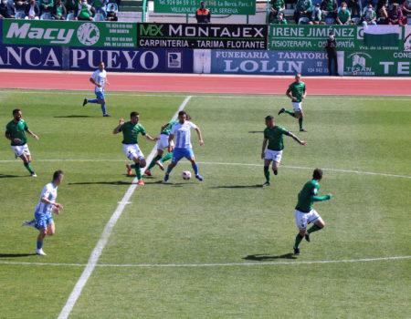 El CF Villanovense se queda a las puertas de la segunda B PRO