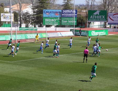 El Estadio Municipal Villanovense, una de las cuatro sedes de ascenso a la Segunda División