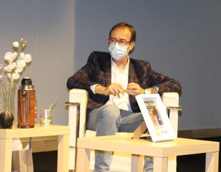 """El escritor Antonio Reseco presenta su último libro """"Lo que no será"""", once relatos sobre las relaciones humanas"""