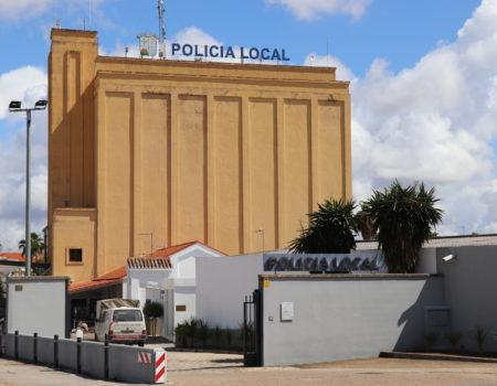 Diversas actuaciones de remodelación en las instalaciones de la policía local