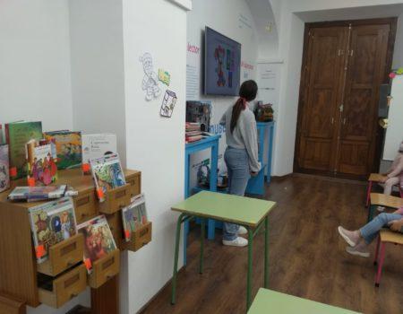 La Semana del Libro, organizada por la biblioteca Felipe Trigo, se desarrolla del 19 al 23 de este mes