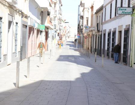 Aprobado el proyecto para derribar seis edificaciones en López de Ayala donde se construirá un nuevo parking