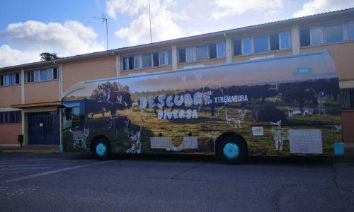 """375 alumnos participan en la actividad ambiental """"Ecobús"""""""