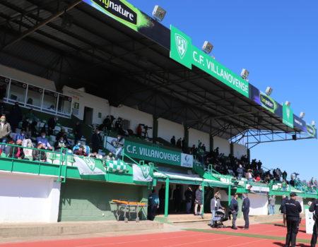 Se convoca un concurso de ideas para la reforma del graderío, vestuario e instalaciones anexas del Estadio Municipal Villanovense