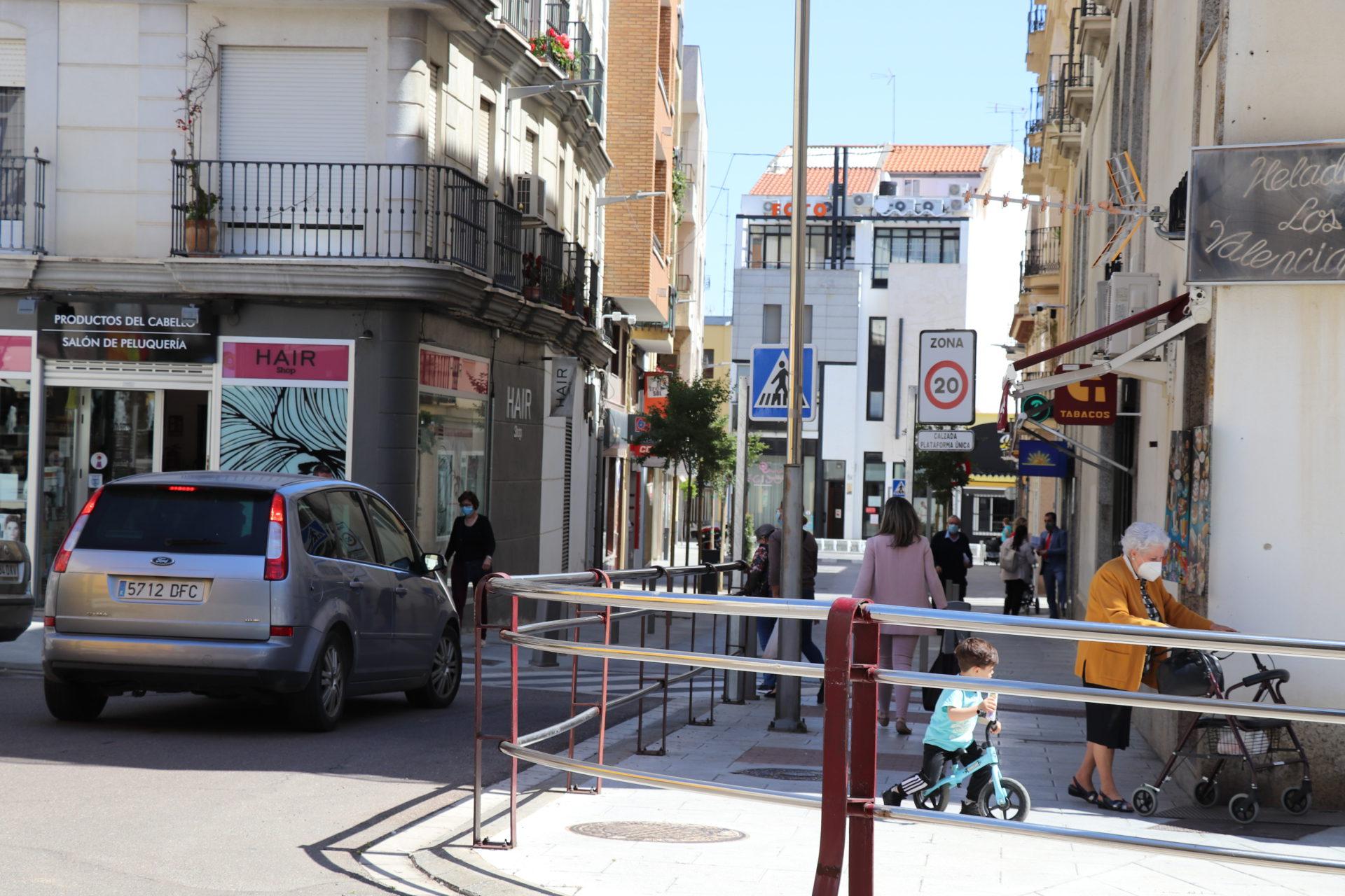 Las nuevas limitaciones de velocidad en el casco urbano entran en vigor el próximo martes 11