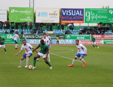El CF Villanovense cae ante el Rayo Majadahonda, y la próxima temporada militará en la Segunda RFEF