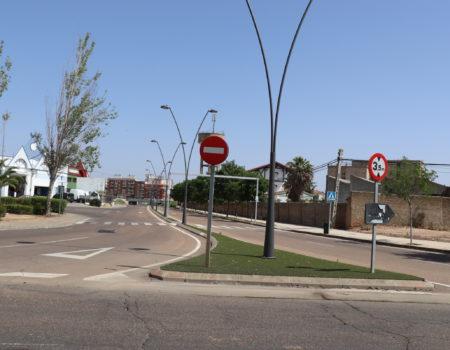 Mejorar la seguridad e integrar las instalaciones de Inclusives, objetivo de las obras de remodelación de avenida Puerta de la Serena