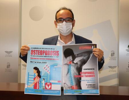 Del 7 al 18 de junio se llevará a cabo la X Campaña de Prevención de la Osteoporosis
