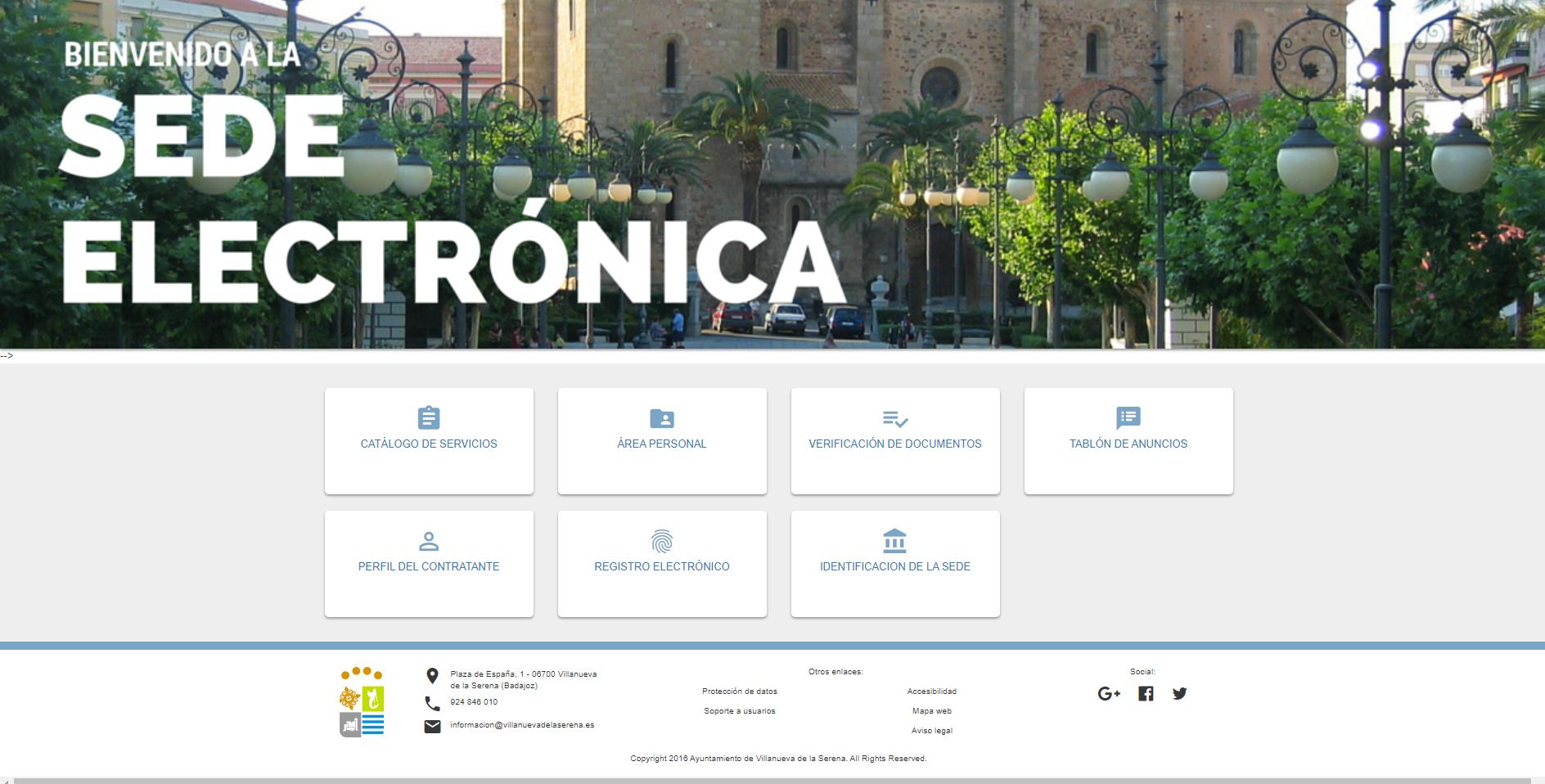 Se mejora y completa la administración electrónica del Ayuntamiento