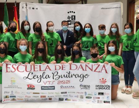 """""""Amalgama"""" y """"Aire Sereno"""", de la escuela de flamenco de Leyla Buitrago, primer y tercer puesto del campeonato nacional"""