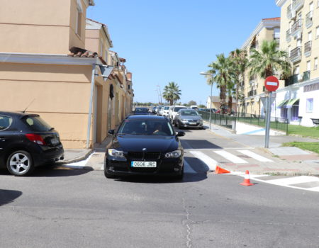 A partir del lunes 12, reorganización del tráfico en las calles Carmen Laforet y Priorato
