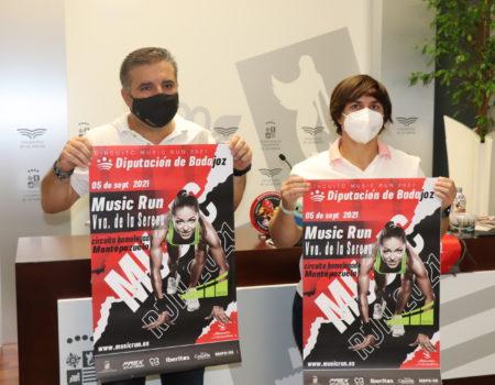 El 5 de septiembre se celebra la VI edición Music Run