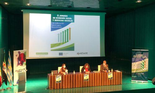 Villanueva acoge las II Jornadas de Economía Social y Servicios Sociales